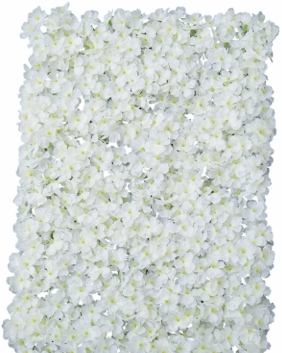 white cherry blossom flower walls for the perfect wedding