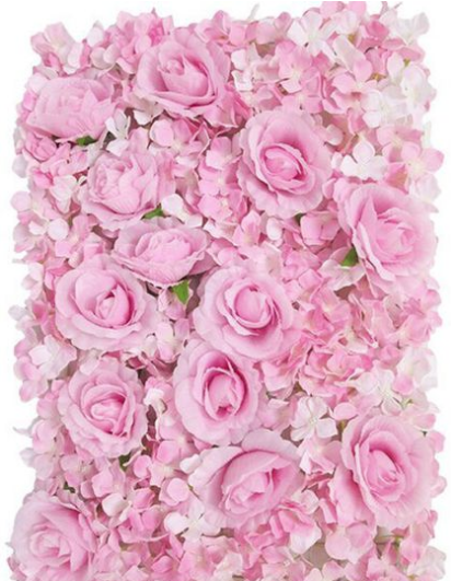 wall of roses for rent in new york state