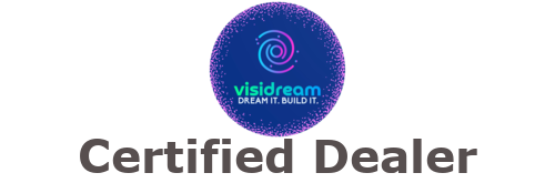 visidream authorized retailer